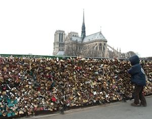 Pont-de-Archeveche-Paris