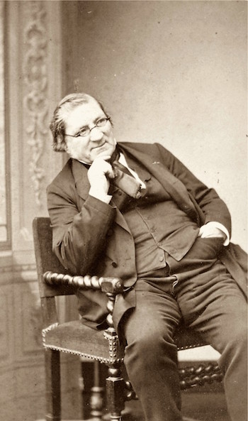 French naturalist, Claude Gay