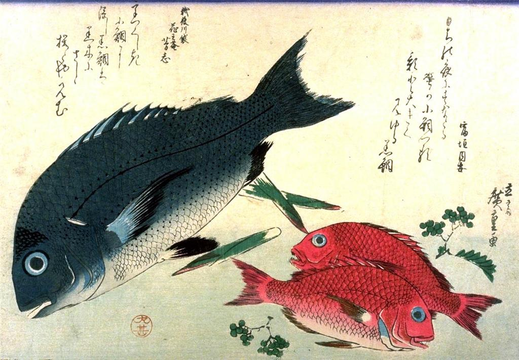 The great sushi craze of 1905 part 1 for The history of fish