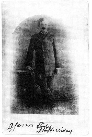 Doc Holliday in Prescott, AZ