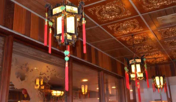 Chinese Restaurant Decor