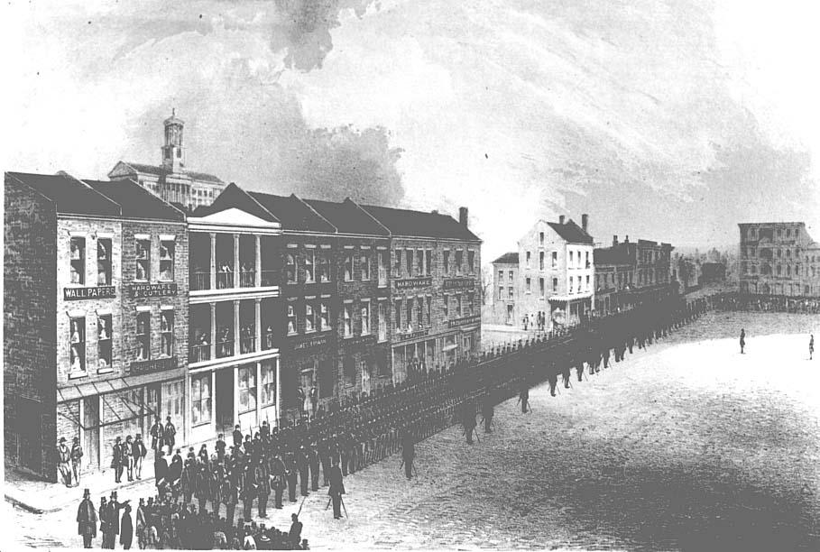 union-parade-nashville-march-1862