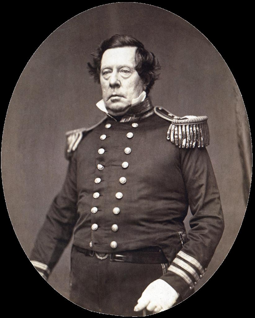 Commodore Matthew C. Perry
