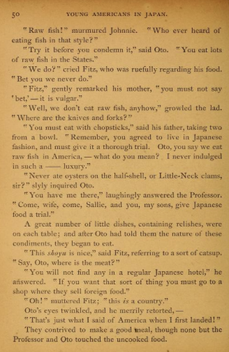 Young Americans in Japan by Edward Greey